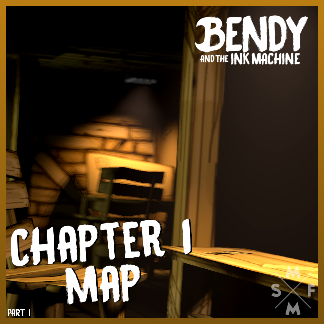 Steam Workshop :: Chapter One Map | Bendy and The Ink Machine