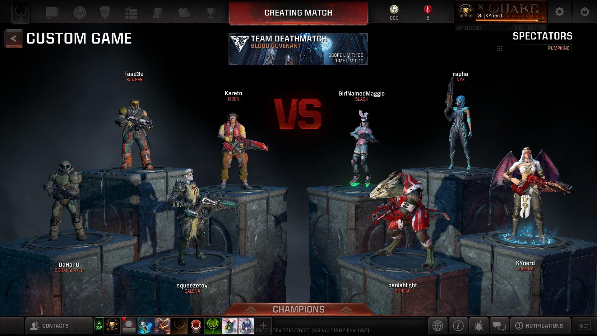 Quake Team Liquid