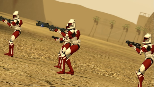 Steam Workshop Star Wars The Clone Wars Npcs Keeli Company