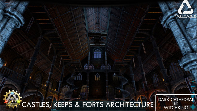 steam workshop castles keeps and forts medieval architecture