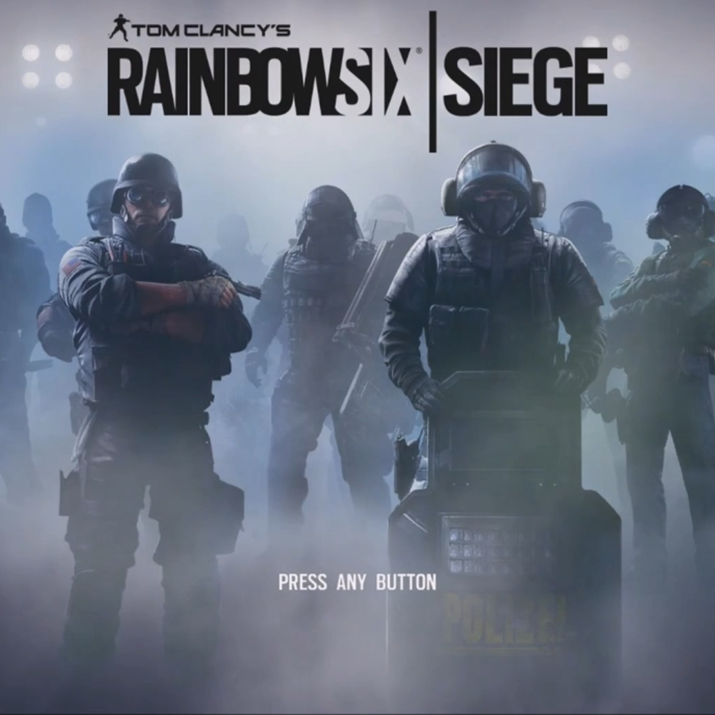 Steam Workshop Rainbow Six Siege Live Wallpaper
