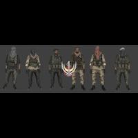 Steam Workshop :: Insurgent Skins