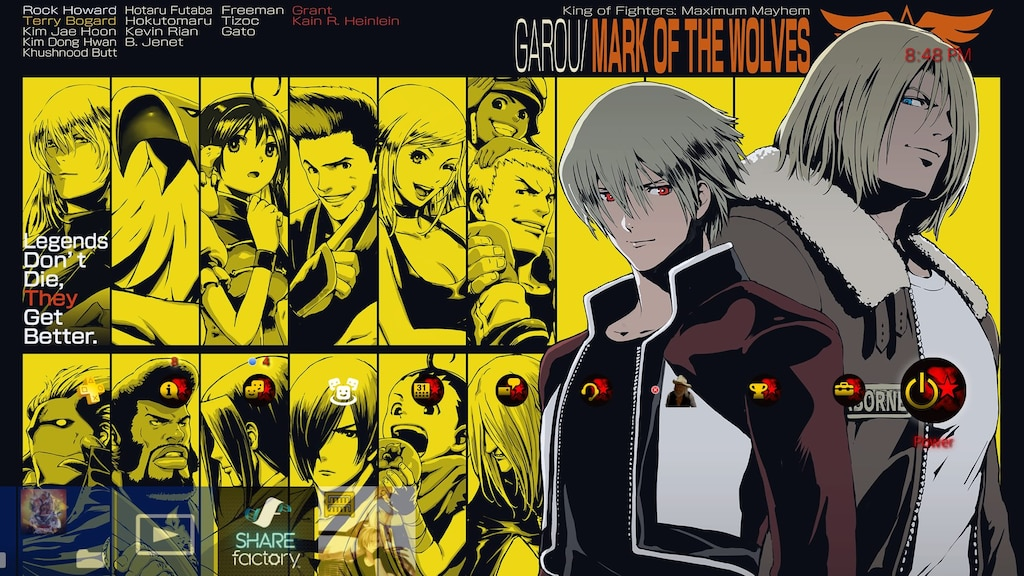 Steam Community Garou Mark Of The Wolves Mark of the wolves (which is under fatal fury), snk does. garou mark of the wolves