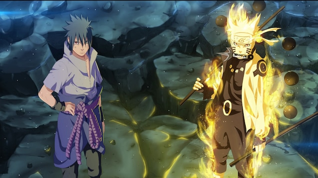 Steam Workshop :: Naruto with Particles