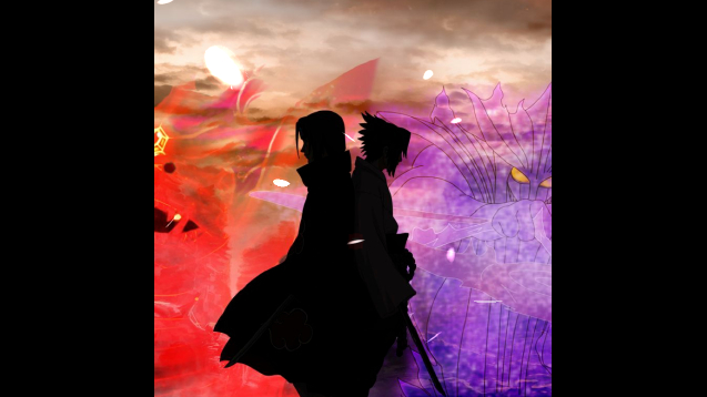Steam Workshop Itachi And Sasuke Live Wallpaper