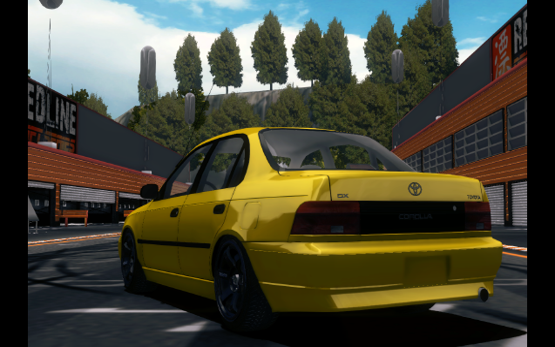 Steam Workshop :: Toyota Corolla 1995