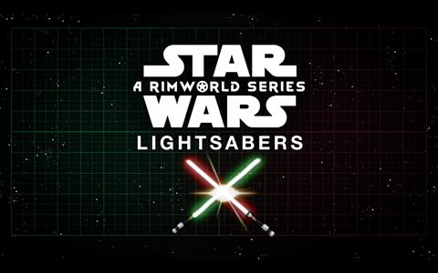 Star Wars - Lightsabers A18