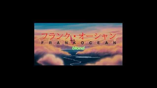 Steam Workshop Frank Ocean Blonde Tribute By Justin West