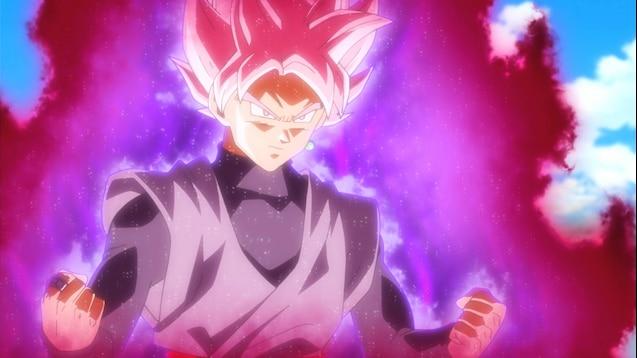 Steam Workshop Black Goku Ssj Rose Dragon Ball Super