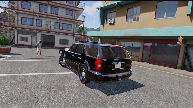 Steam Workshop :: Chevy Tahoe Police