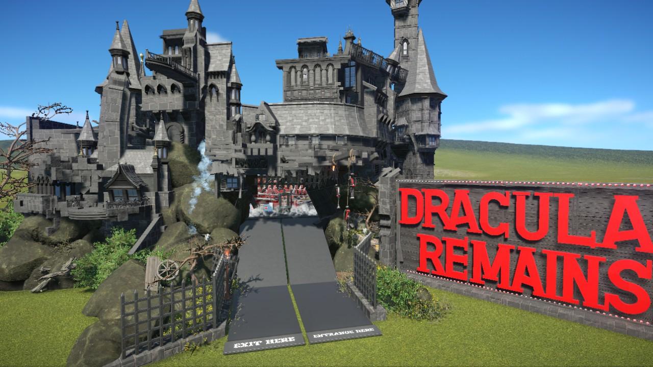 [XTRA] Dracula Remains Ride