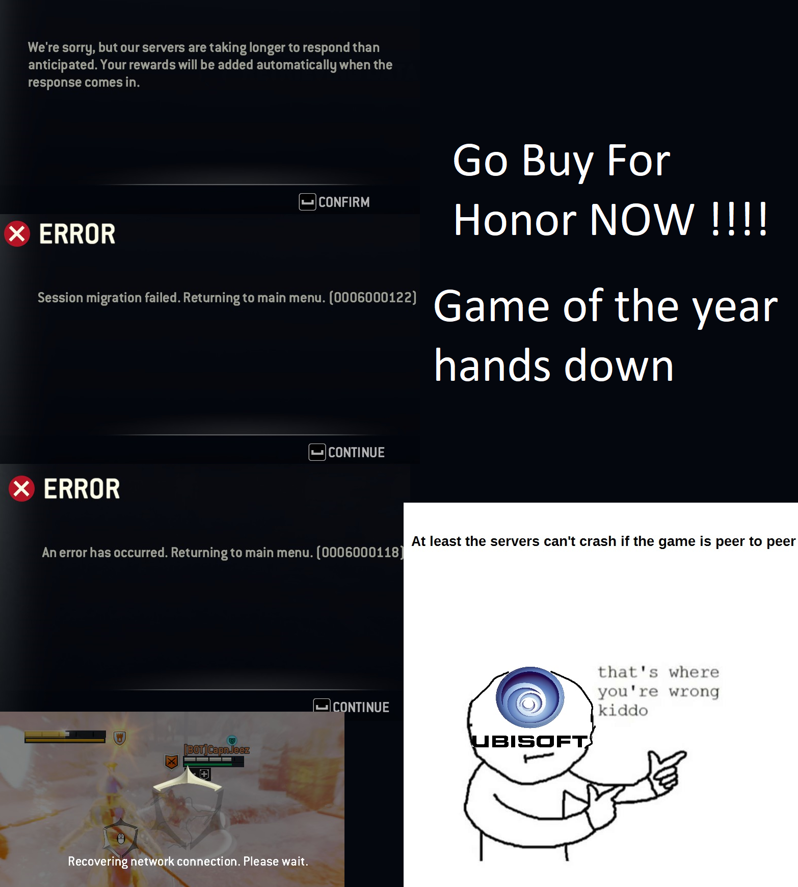 Steam Community :: :: Buy For Honor NOW !!!