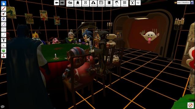 Steam Workshop :: Smokers Den