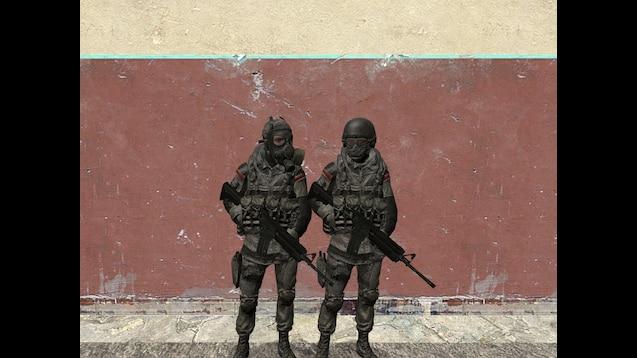 Steam Workshop :: COD MW3 Spetsnaz Commandos NPCs