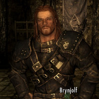 Brynjolf has time for you!画像