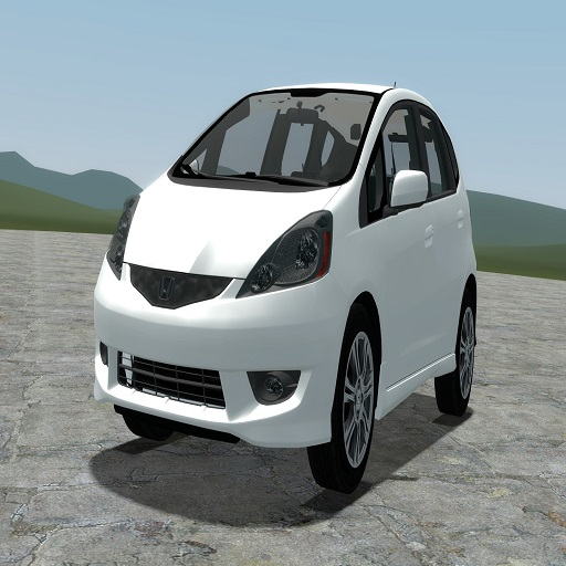 [simfphys] 2009 Honda Fit