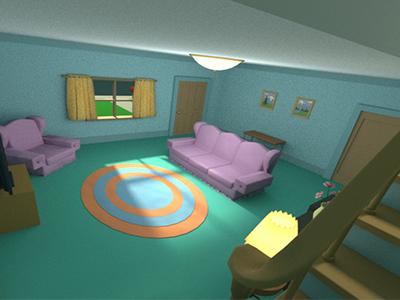 Steam Workshop Family Guy Living Room