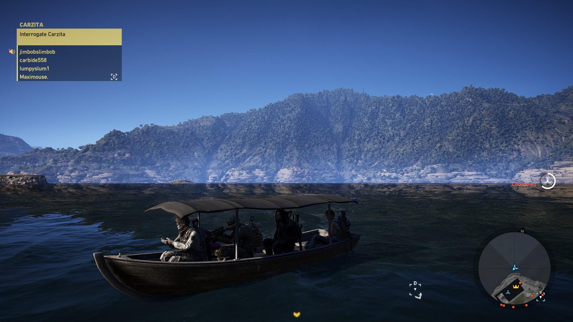 Boat Ride<br>