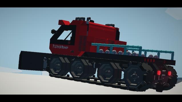 Steam Workshop :: PistenBully 300XL Snowcat