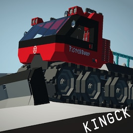 Steam Workshop :: PistenBully 300XL Snowcat