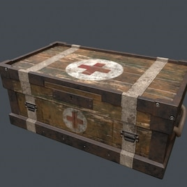 Steam Workshop Rust Army Medical Corps Medical Kit Large Box