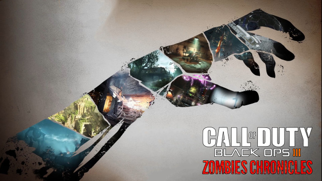 Steam Workshop Call Of Duty Black Ops 3 Animated Zombies Chronicles Wallpaper LOGO