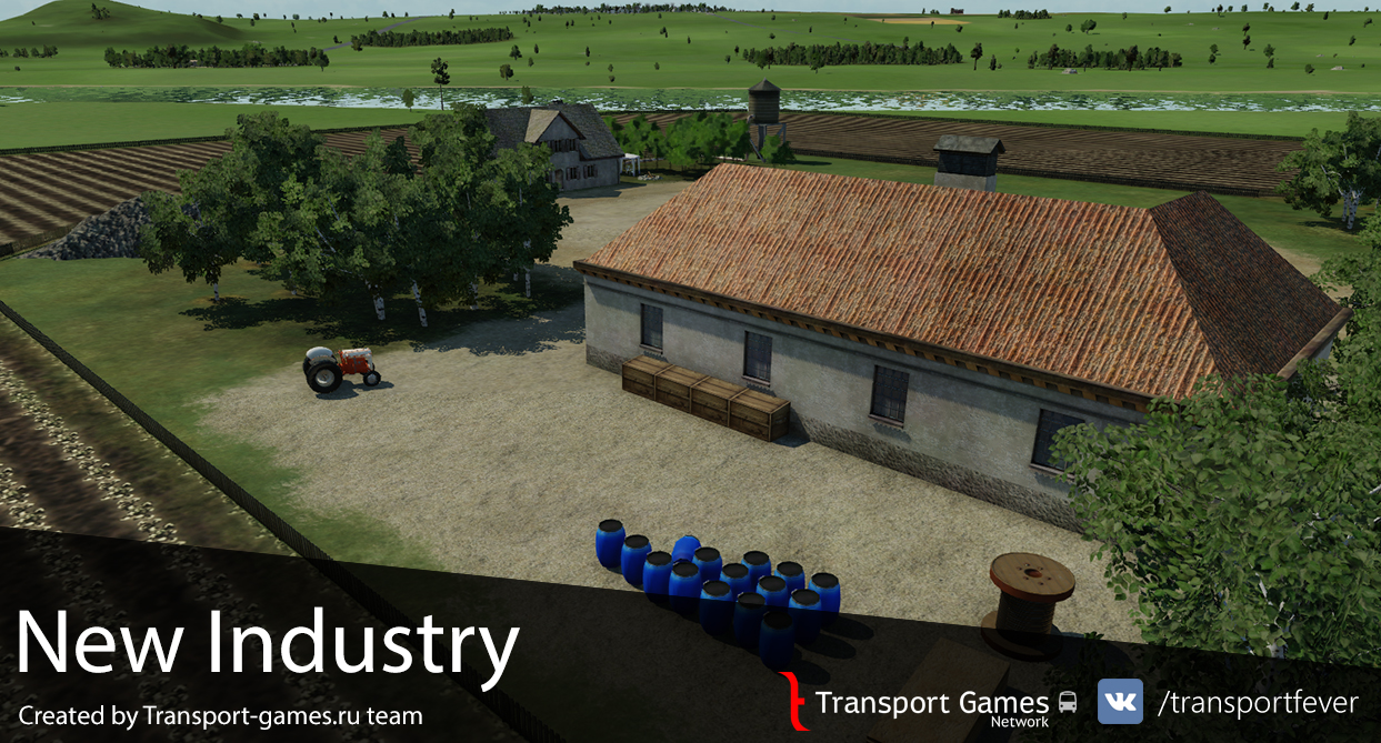 New Industry 2.4.2
