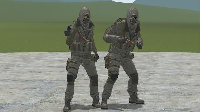 Steam Workshop :: [DIZ] Fallout 4: Rebel Outfit Mod [PM]
