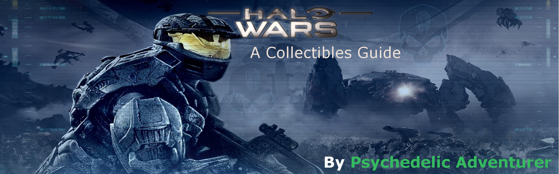 Steam Community :: Guide :: Halo Wars: Collectibles Guide