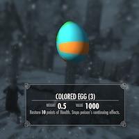 Springtime Colored Egg Spell画像