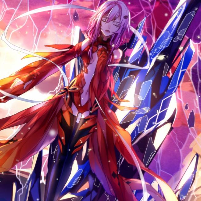Wallpaper Engine - Inori Yuzuriha - Guilty Crown 4k