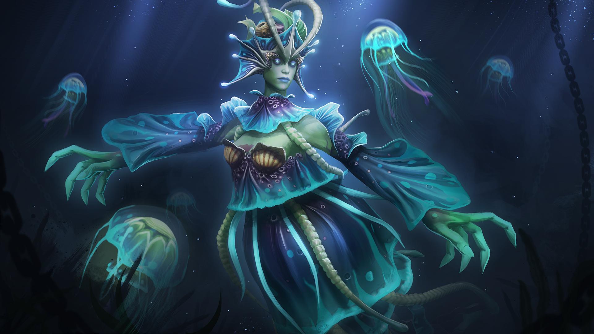 Steam Workshop :: Death Prophet - Abyssal Wraith - TI7