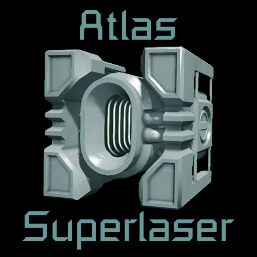 Atlas Superlaser Red