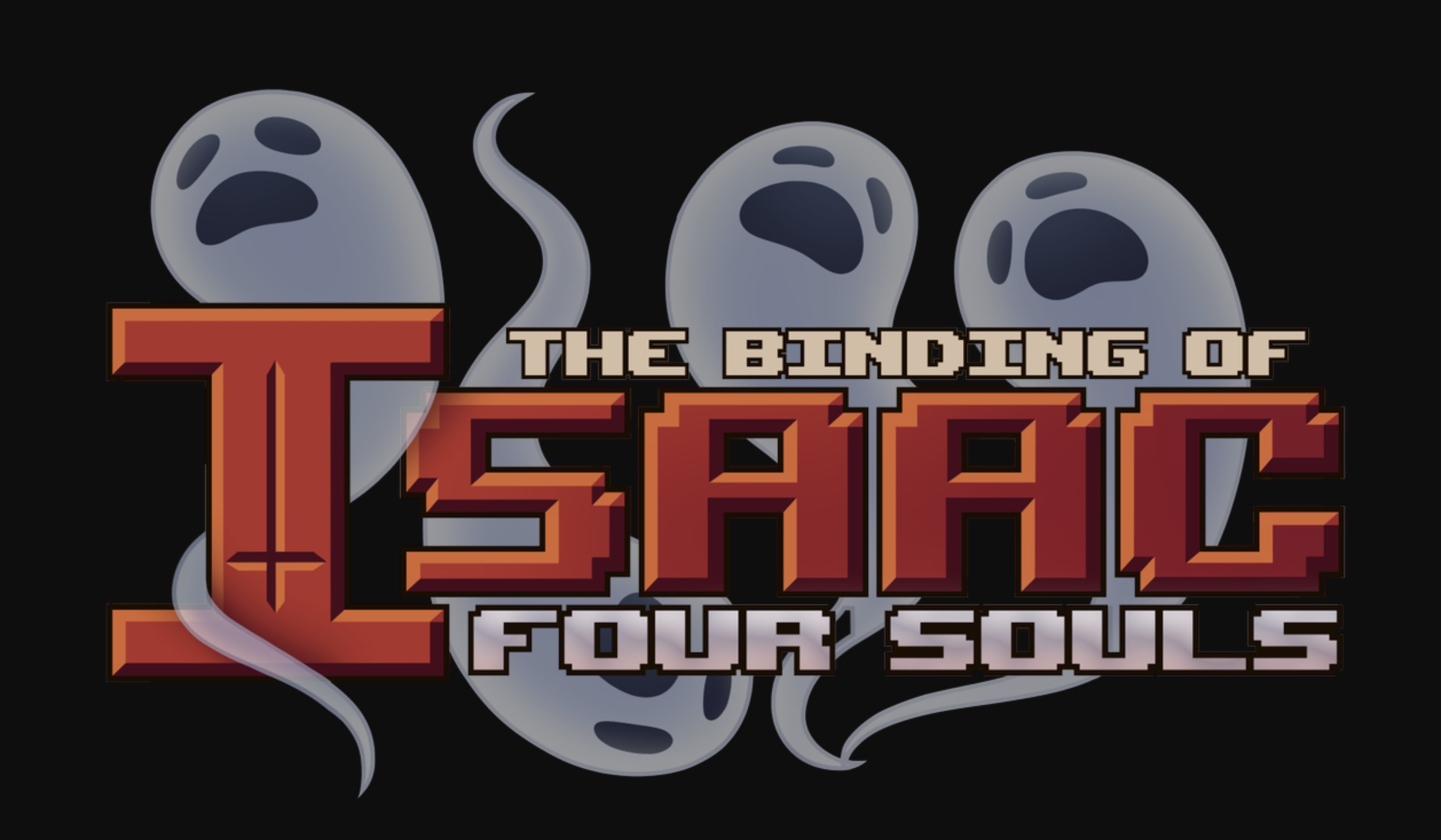 [Rus] The binding of Isaac : Four souls +DLC