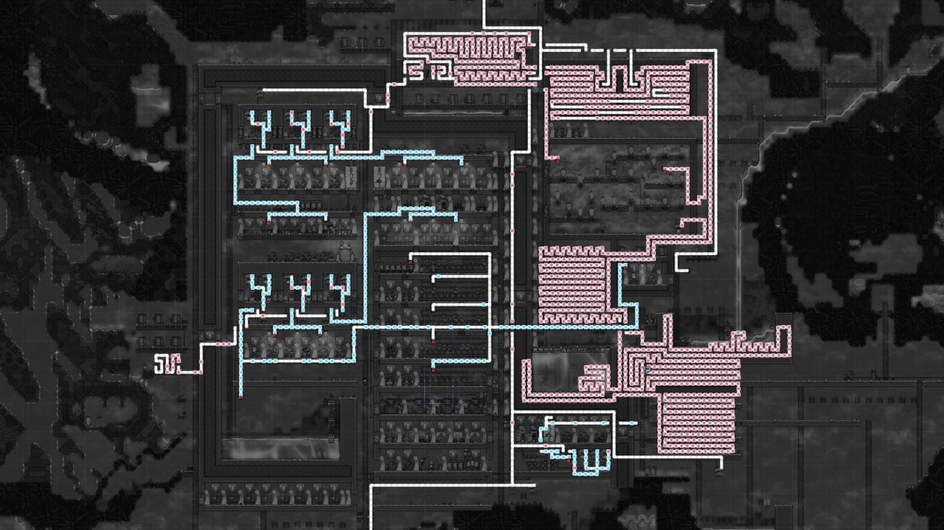 Oxygen Not Included Base Designs - minimalist interior design