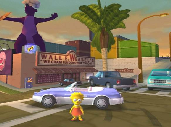 Steam Workshop::Simpsons: Hit and Run