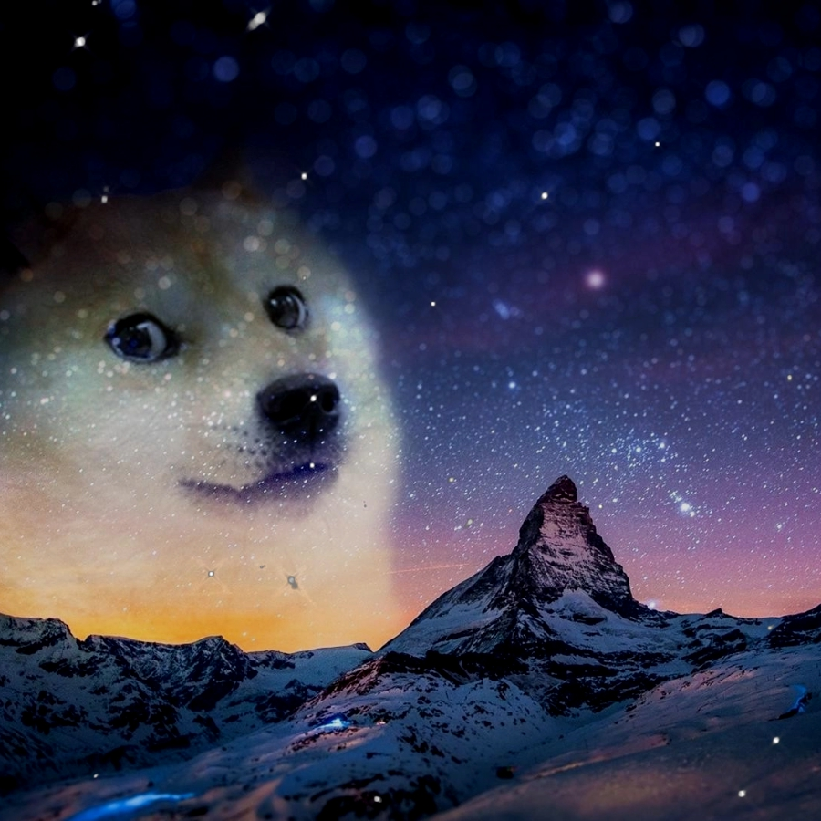 Steam workshop doge wallpaper on space 1080p - Doge steam background ...