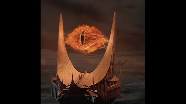 Steam Workshop Eye Of Sauron Live Wallpaper