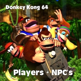 Steam Workshop Donkey Kong 64 Player Models Npcs