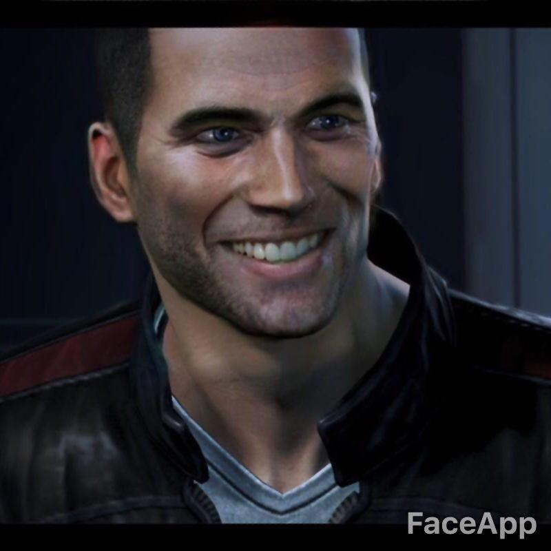 Steam Obshnost Commander Shepard