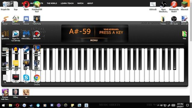 By Photo Congress || Virtual Piano