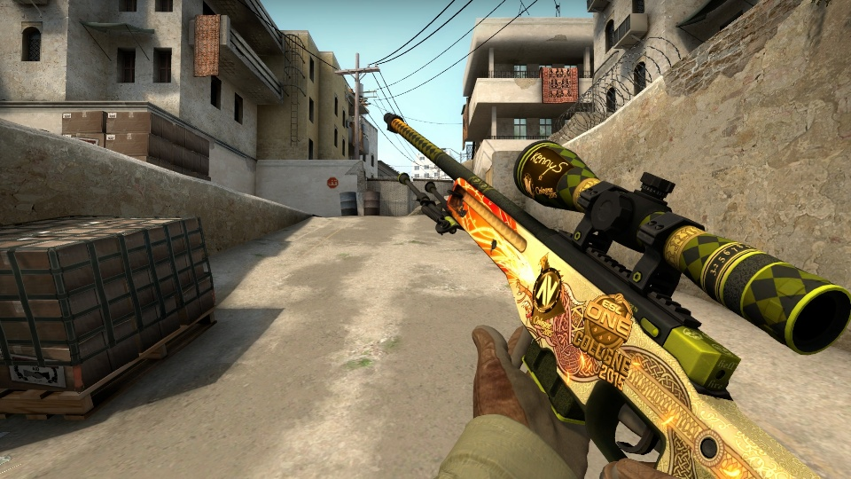 Steam Community :: :: My AWP DRAGON LORE