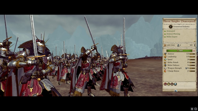 Steam Workshop :: Glory Mod: Bretonnia