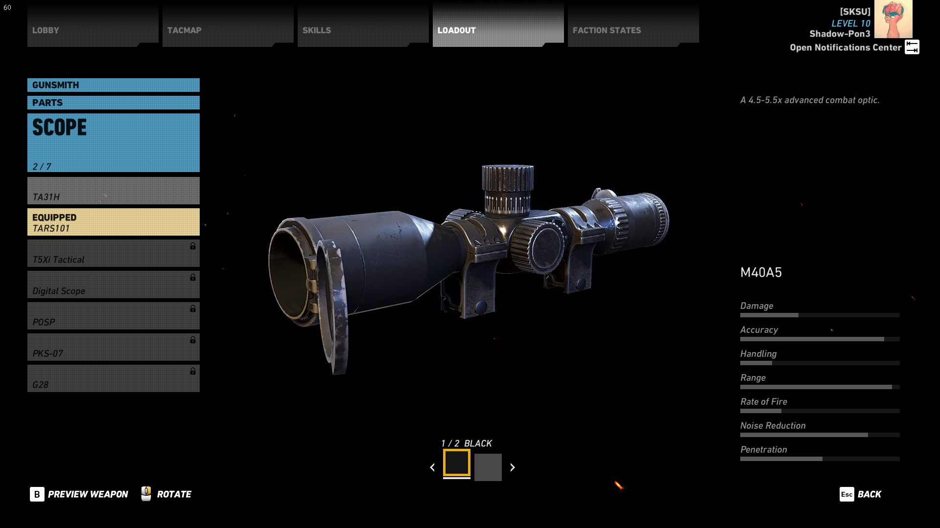 At This Point, There Isn't Really Any Point In Trying To Obtain A Better  Tier Sniper Rifle, As It May Lead To Getting