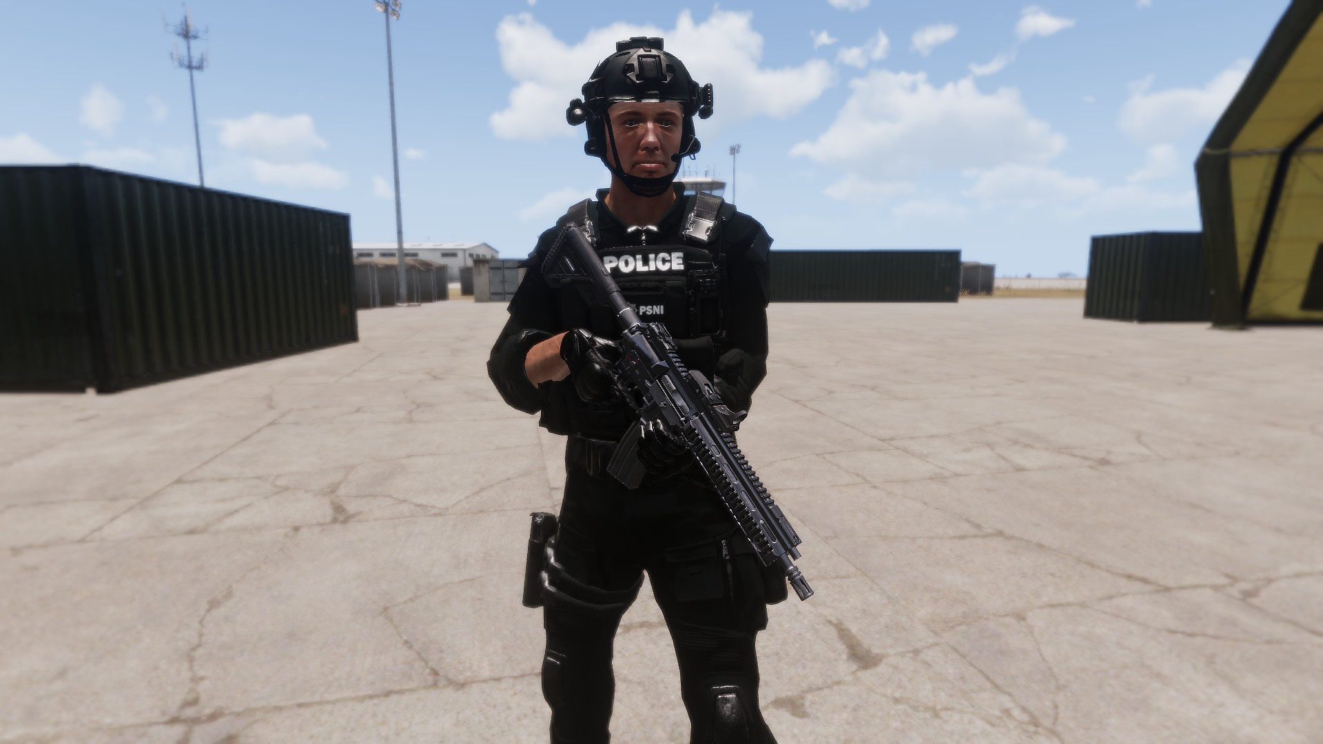 Steam Workshop :: British Police