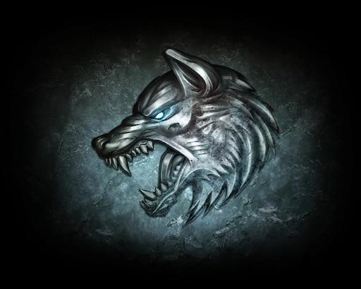 картинки стальной волк гусиной лапки