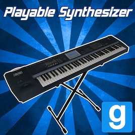Steam Workshop :: Playable Synthesizer