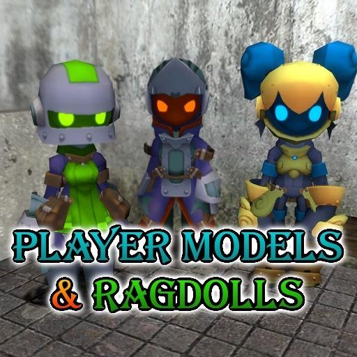 Steam Workshop::Spiral Knights Player Models & Ragdolls