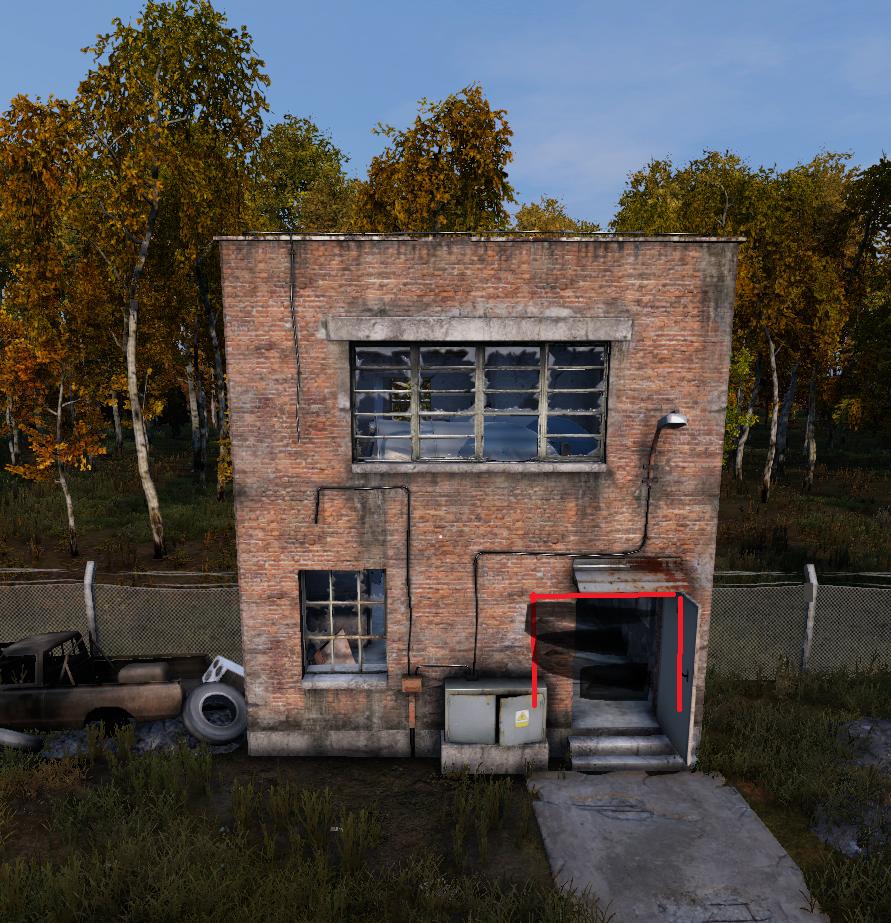 Лучшие дома для основания базы в dayz