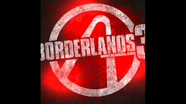 Steam Workshop Borderlands 3 Bloodshot Wallpaper